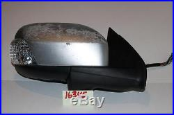 07-11 Volvo Xc90 Silver Power Signal blind spot camera Right Side Mirror #16345