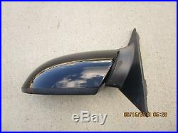 09 10 Mazda6 Driver Left Side Power Heated Blind Spot Exterior Door Mirror Oem