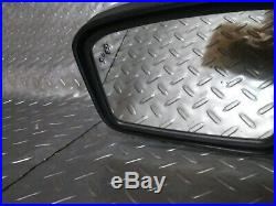 10-12 Genuine Mkz Driver Side View Power Mirror With Blindspot, Heated, Puddle