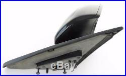 10-13 MAZDASPEED Mazda 3 Speed Passenger Blind Spot Monitor Mirror BSM Black B39