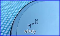 10-15 OEM LEXUS RX350 RX450h LEFT AUTO DIM HEATED MIRROR GLASS BLIND SPOT USA