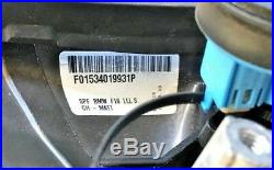 11-13 BMW 535i DRIVER SIDE MIRROR AUTO DIM POWER FOLDING BLIND SPOT ALERT F10 LH