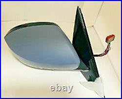 #127 RIGHT PASSENGER SIDE MIRROR WithBLIND SPOT FIT RANGE ROVER SPORT 13-17