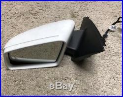 12 15 Mercedes Benz Cclass Left (Driver) Side Door Mirror with Blind Spot OEM
