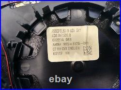 12-18 OEM AUDI A6 S6 RIGHT side ORIGINAL Auto DIM HEATED MIRROR GLASS R USA type