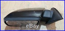 13 14 15 16 17 18 Ford Flex Left Driver Side Mirror with Blind Spot DA83-17683-CE