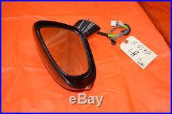 13 14 15 Lexus Gs350 Oem Left Driver Door Signal Blind Spot Mirror Gs450h