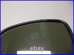 13-15 LEXUS GS350 / ES350 MIRROR GLASS WithBLIND SPOT AUTO DIM RH PASSENGER SIDE