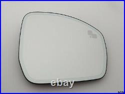 13-19 Oem Range Rover L405 L494 Right Auto DIM Heated Mirror Glass Blind Spot Rh