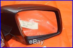 14 15 16 Mercedes Benz Gl450 Oem Right Heated Door Mirror Signal Blind Spot X166