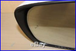 14-16 Lexus Gx460 Auto DIM Blind Spot Signal Memory Mirror 15 Wire White Left