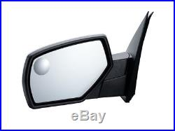 14 17 Chevy Silverado GMC Sierra Power Heat Mirror Blind Spot Driver Side