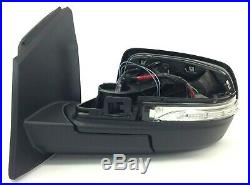 15-18 Ford Edge power heated memory auto dim blind spot driver Side View Mirror