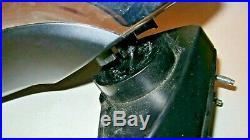 15-18 LEXUS NX300H 300 300H RIGHT PASSENGER SIDE MIRROR WithBLIND SPOT OEM DAMAGED