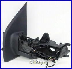 15-19 FORD F150 Power Fold Mirror Frame LEFT Side arm bracket withblind spot BLIS