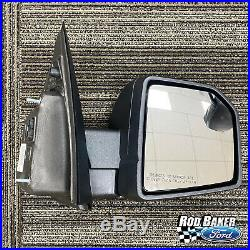 15 thru 18 F-150 OEM Ford RH PASSENGER Mirror with Blind Spot Assist & Spot Light