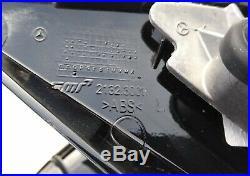 16-20 OEM MERCEDES E W213 COMPLETE MIRROR left / BLACK high gloss / camera FULL