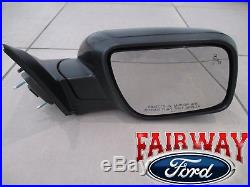 16 thru 17 Explorer OEM Ford Heat Memory Signal Blind Spot RH Passenger Mirror