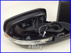 17-19 Ford Edge blind spot power heat Passenger Side View Mirror OEM FT4Z17682FC