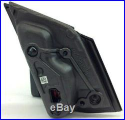 17-19 Ford Edge blind spot power heat auto dimming driver Side View Mirror OEM