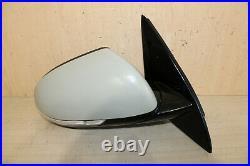 17-19 Kia Niro Mirror Power Signal Blind Spot Heat Genuine 10 Wire Oem Rh Right