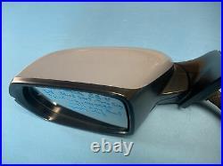 17-20 Honda Crv Cr-v Left Driver Side Door Mirror Blind Spot Sonic Gray 877p Oem