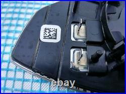 17-21 OEM ORIGINAL AUDI A4 S4 A5 S5 RIGHT Auto DIM HEATED MIRROR GLASS RH euro
