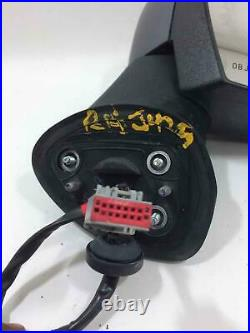 18 19 20 Ford EcoSport Door Mirror Passenger Right Power Signal Blind Spot Gray