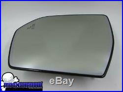 18-19 Ford Expedition Oem Heated Auto Dimming Blind Spot Drivers Mirror Glass Lh