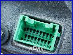 2005-2010 Chrysler 300 DRIVER Mirror BLIND SPOT AUTO DIM Chrome LEFT C Door LH