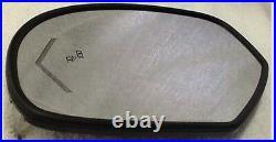2008- 2013 Gmc Yukon Right & Left Turn Signal Mirrors Sensor Blind Spot