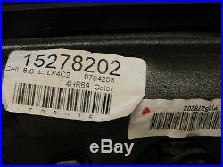 2009-2011 Buick Lucerne DRIVER Side Mirror BLIND SPOT ALERT Signal BLACK ONYX LH