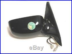2009-2011 Buick Lucerne PASSENGER Side Mirror BLIND SPOT ALERT Signal BLACK ONYX