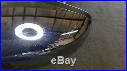 2010-2016 TOWN & COUNTRY Left Door Mirror Chrome with Blind Spot Alert (scratches)