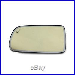 2010-2017 Lincoln MKT Driver Side View Mirror with Blind Spot OEM AE9Z-17K707-J
