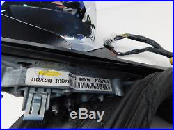 2011-2012 Chrysler 300 Driver Side Rear View Power Door Mirror Blind Spot Chrome