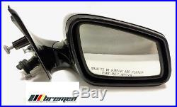 2011 2013 BMW F10 528I 535I 550I Passenger Side Door Mirror Blind Spot 475