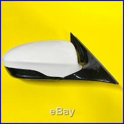 2012-16 BMW F10 M5 RIGHT Side Sideview Mirror with CAMERA & BLIND SPOT