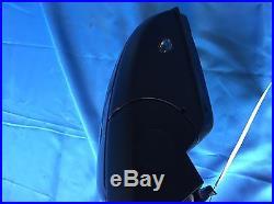 2012 Mercedes Benz C250 LH Door Mirror No Camera No Blind Spot OEM