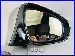 2013 2014 2015 2016 2017 2018 Lexus ES350 ES300h Right Mirror with Blind Spot OEM