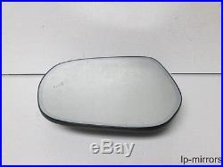 2013-2016 Lexus Lx570 Gx460 Gx570 Mirror Glass Driver Oem Lh Left Blind Spot