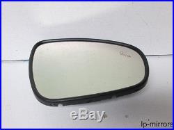 2013-2017 Lexus Is Gs Es Ls Ct Mirror Glass Passenger Oem Rh Right Blind Spot