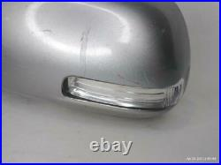 2013-2017 Toyota Sienna Left Driver Side Silver Mirror Oem Used Blind Spot 16-wi