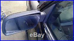 2013-2019 FORD FLEX Left Door Mirror Power Folding with Blind Spot Alert BLACK