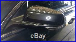 2014-2016 CHEVY MALIBU Left Side Door Mirror with Signal with Blind Spot GRAY