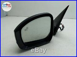 2014-2019 Range Rover Sport L494 Left Driver Door Side View Mirror Blind Spot Lh