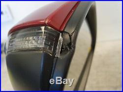 2015 16 17 18 19 LEXUS NX200T DOOR MIRROR Left DRIVER SIDE BLIND SPOT OEM B1494