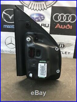 2015 2016 2017 2018 Ford F150 Left Side Mirror W Blind Spot W Power Fold Used O