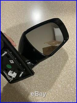 2015 2016 2017 2018 hyundai Santa fe mirror right side blind spot memory