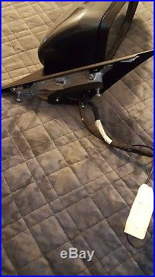 2015 2016 2017 Mercedes Benz C300 W205 Right Side Power Mirror Oem Blind Spot